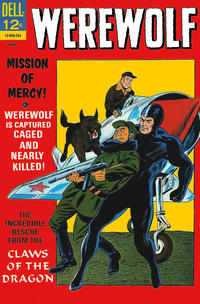 Cover Thumbnail for Werewolf (Dell, 1966 series) #3