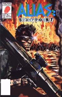 Cover Thumbnail for Alias: (Now, 1990 series) #4