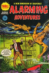 Cover Thumbnail for Alarming Adventures (Harvey, 1962 series) #2