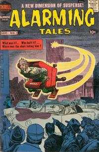 Cover Thumbnail for Alarming Tales (Harvey, 1957 series) #1