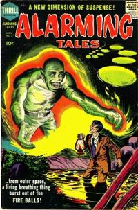 Cover Thumbnail for Alarming Tales (Harvey, 1957 series) #2