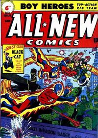 Cover Thumbnail for All-New Comics (Harvey, 1943 series) #6