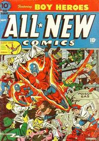 Cover Thumbnail for All-New Comics (Harvey, 1943 series) #10