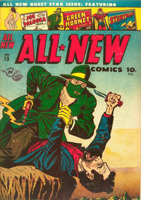 Cover Thumbnail for All-New Comics (Harvey, 1943 series) #13
