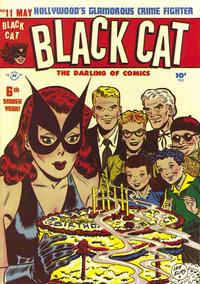 Cover Thumbnail for Black Cat (Harvey, 1946 series) #11
