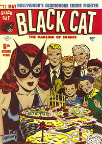 Cover Thumbnail for Black Cat (Harvey, 1946 series) #11