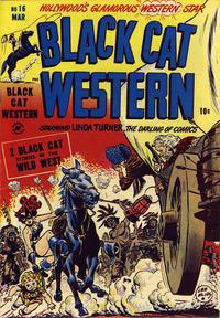 Cover Thumbnail for Black Cat (Harvey, 1946 series) #16