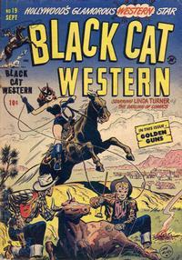 Cover Thumbnail for Black Cat (Harvey, 1946 series) #19