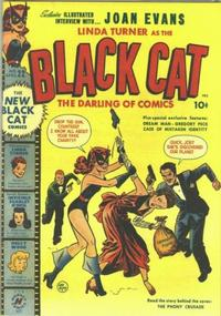 Cover Thumbnail for Black Cat (Harvey, 1946 series) #22