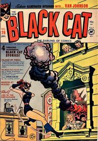 Cover Thumbnail for Black Cat (Harvey, 1946 series) #26