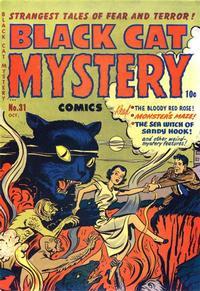 Cover Thumbnail for Black Cat (Harvey, 1946 series) #31