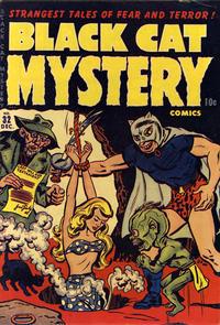 Cover Thumbnail for Black Cat (Harvey, 1946 series) #32