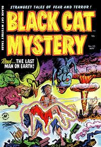 Cover Thumbnail for Black Cat (Harvey, 1946 series) #35