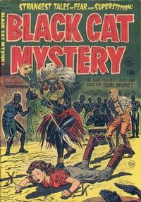 Cover Thumbnail for Black Cat (Harvey, 1946 series) #43