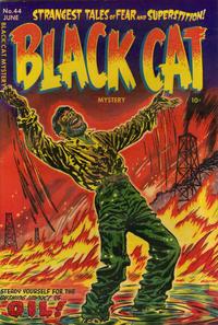 Cover Thumbnail for Black Cat (Harvey, 1946 series) #44