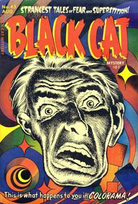 Cover Thumbnail for Black Cat (Harvey, 1946 series) #45