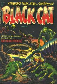 Cover Thumbnail for Black Cat (Harvey, 1946 series) #47