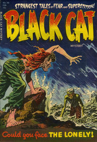 Cover for Black Cat (Harvey, 1946 series) #48