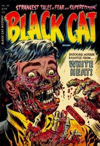 Cover Thumbnail for Black Cat (Harvey, 1946 series) #50