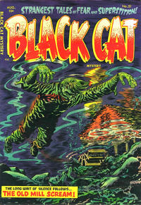 Cover Thumbnail for Black Cat (Harvey, 1946 series) #51