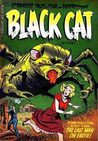 Cover Thumbnail for Black Cat (Harvey, 1946 series) #53