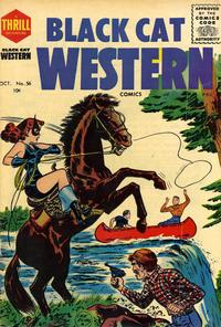 Cover Thumbnail for Black Cat (Harvey, 1946 series) #56
