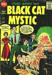 Cover Thumbnail for Black Cat (Harvey, 1946 series) #58