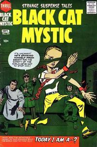 Cover Thumbnail for Black Cat (Harvey, 1946 series) #59