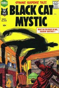 Cover Thumbnail for Black Cat (Harvey, 1946 series) #60