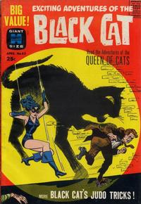 Cover Thumbnail for Black Cat (Harvey, 1946 series) #65