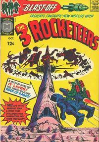 Cover Thumbnail for Blast-Off (Harvey, 1965 series) #1