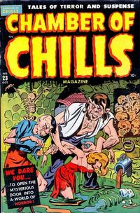 Cover Thumbnail for Chamber of Chills Magazine (Harvey, 1951 series) #23 [3]