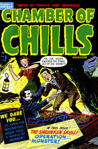Cover Thumbnail for Chamber of Chills Magazine (Harvey, 1951 series) #5