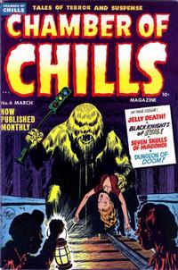 Cover Thumbnail for Chamber of Chills Magazine (Harvey, 1951 series) #6