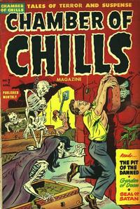 Cover Thumbnail for Chamber of Chills Magazine (Harvey, 1951 series) #7