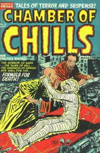 Cover Thumbnail for Chamber of Chills Magazine (Harvey, 1951 series) #8