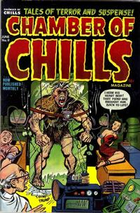 Cover Thumbnail for Chamber of Chills Magazine (Harvey, 1951 series) #9