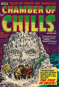 Cover Thumbnail for Chamber of Chills Magazine (Harvey, 1951 series) #10