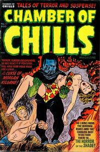 Cover Thumbnail for Chamber of Chills Magazine (Harvey, 1951 series) #11