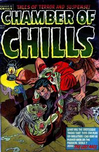 Cover Thumbnail for Chamber of Chills Magazine (Harvey, 1951 series) #13