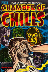 Cover Thumbnail for Chamber of Chills Magazine (Harvey, 1951 series) #15