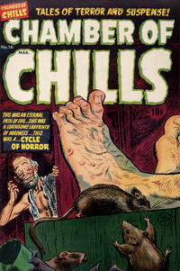 Cover Thumbnail for Chamber of Chills Magazine (Harvey, 1951 series) #16