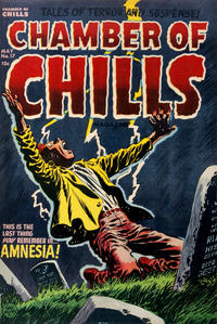 Cover Thumbnail for Chamber of Chills Magazine (Harvey, 1951 series) #17