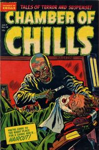 Cover Thumbnail for Chamber of Chills Magazine (Harvey, 1951 series) #18