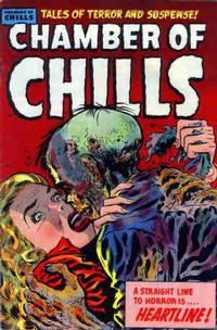 Cover Thumbnail for Chamber of Chills Magazine (Harvey, 1951 series) #23