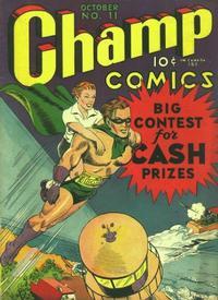 Cover Thumbnail for Champ Comics (Harvey, 1940 series) #11