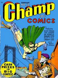 Cover Thumbnail for Champ Comics (Harvey, 1940 series) #12