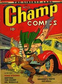 Cover Thumbnail for Champ Comics (Harvey, 1940 series) #13
