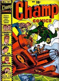 Cover Thumbnail for Champ Comics (Harvey, 1940 series) #18