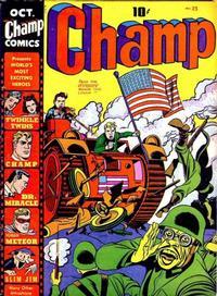 Cover Thumbnail for Champ Comics (Harvey, 1940 series) #23